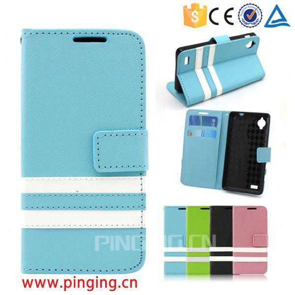 New Products Wholesale Alibaba back cover for Huawei Ascend P8 Lite,for Huawei Ascend P8 Lite back Cover Leather Case