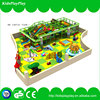 2016 building private kids indoor playground with best equipment