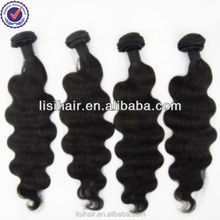 cheap malaysian unprocessed human hair extensions hot selling 24 inch virgin remy brazilian hair weft