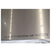 Stainless steel 304 316l 321 410 430 409l 310s 2205 BA 2B NO.4 hairline satin finish sheet/plate from TISCO POSCO ZPSS BAOSTEEL