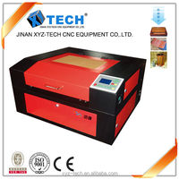 XYZ-TECH professional manufacture mini hobby jewelry CO2 laser engraving machine(CE)