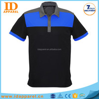 custom design color combination polo t shirt factory