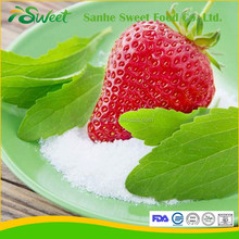 Natural Sweeteners Stevioside Powder Stevia Extract Stevia Leaf RA98%