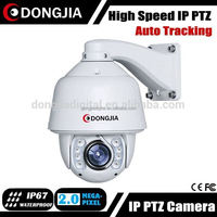 DONGJIA DJ-IPPTZ531-A20 2MP 1080P 20X Optical ONVIF Waterproof IR Auto Tracking CCTV Camera