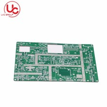 1 layer 12v electronics circuits PCB board