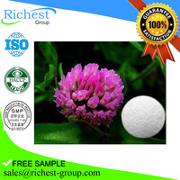 2016 best sell high purity 98% Red Clover Extract Powder