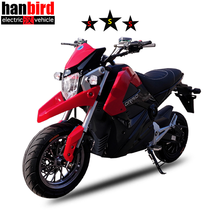 HANBIRD Electric Motorcycle Sidecar Speedometer Electric Motorcycle