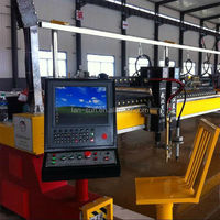 factory directly sale gantry cnc plasma/flame cutting machine in alibaba china