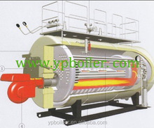 Low price supply Oil and gas fired heating oil boiler of Resin setting machine