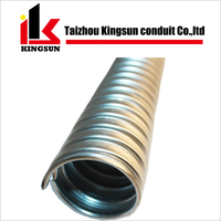 Stainless Steel Braided Liquid-Tight Flexible Metal Conduit