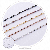 Hot jewelry 316L stainless steel wedding chain