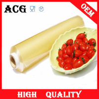 Food packing plastic flower wrap film for hand packing