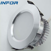 led samsung 5630 led downlight with 80mm cut out