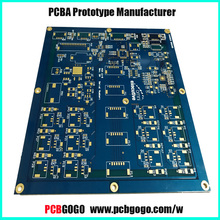 2 Layer and 4 Layer PCB prototype, PCB copy and PCB Prototype Manufacturer for electronic products
