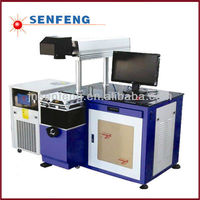Semiconductor Metal Steel Laundry Vin Number Diode Pump Yag Laser Marking Machine for Sale