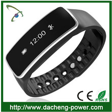 2017 hotly selling ce rohs qq reminder bluetooth fitbit blood pressure health sleep monitoring smart bracelet watch