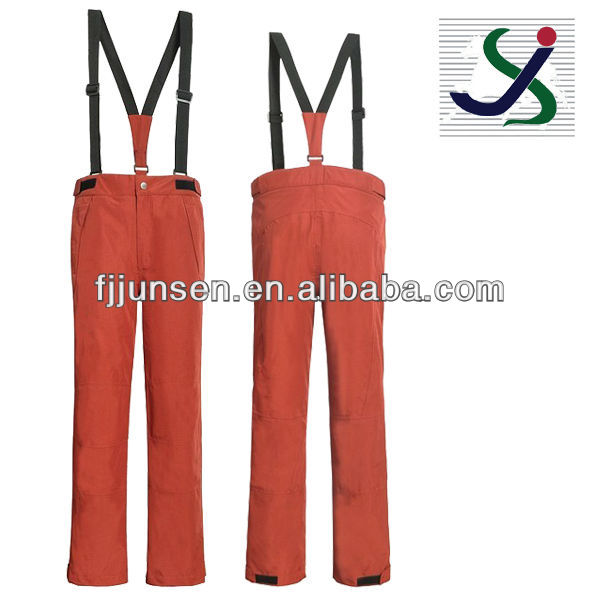 2017 new 2017 thermal custom ski pants