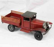 Cheap Antique Vintage Metal American Style Truck Model