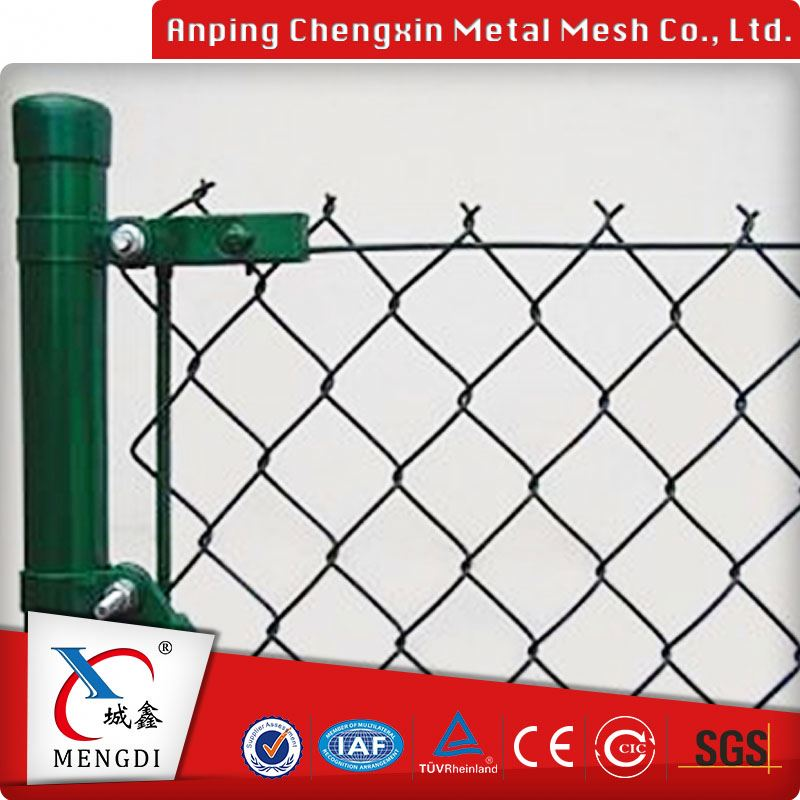 crimped outdoor retractable anti climb fence
