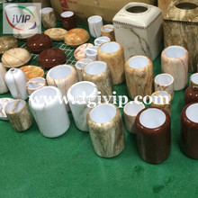 Water transfer printing ceramic marble film brush cup water cup AP1431