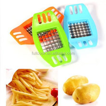French Fry Potato Chip Cutter Vegetable Fruit Slicer Chopper Chipper Cutters