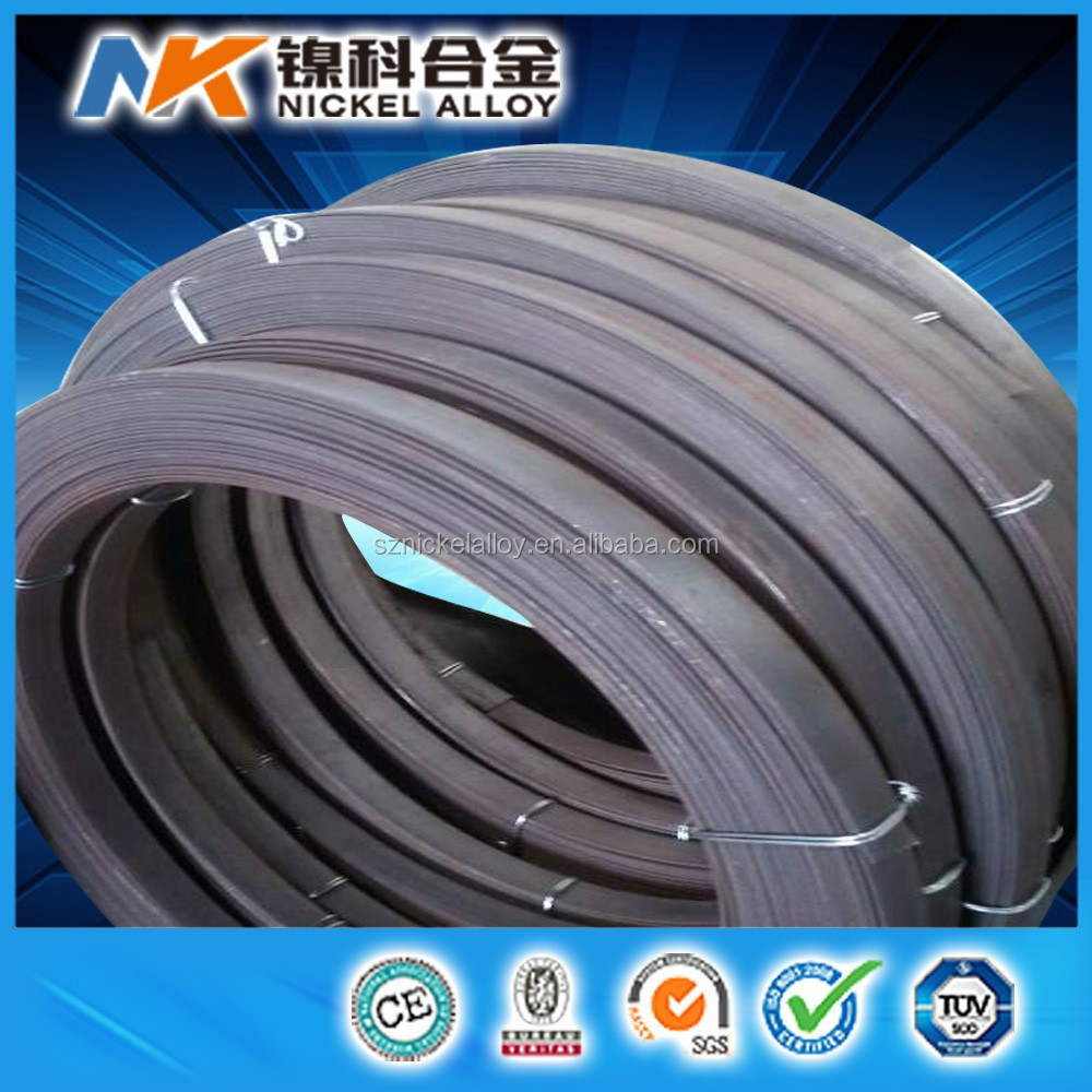 Soft magnetic 1j79 permalloy mumetal wire