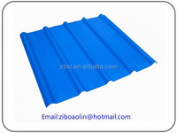Corrugated Steel Roof Tile