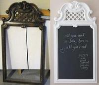 Chalkboards and Blackboard