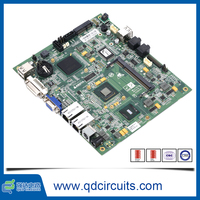 Promotional top quality wholesale certified with ISO9001 gold finger pcb assembly