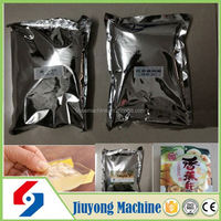 most popular small plastic food containers sealing machine