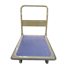 China supplier hand truck push heavy duty platform cart