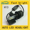 High power wholesale 40W 3600LM H13 H/L led headlight car accessories light auto headlight for cars