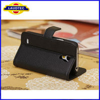 Leather Case for Samsung i9190 Galaxy s4 mini