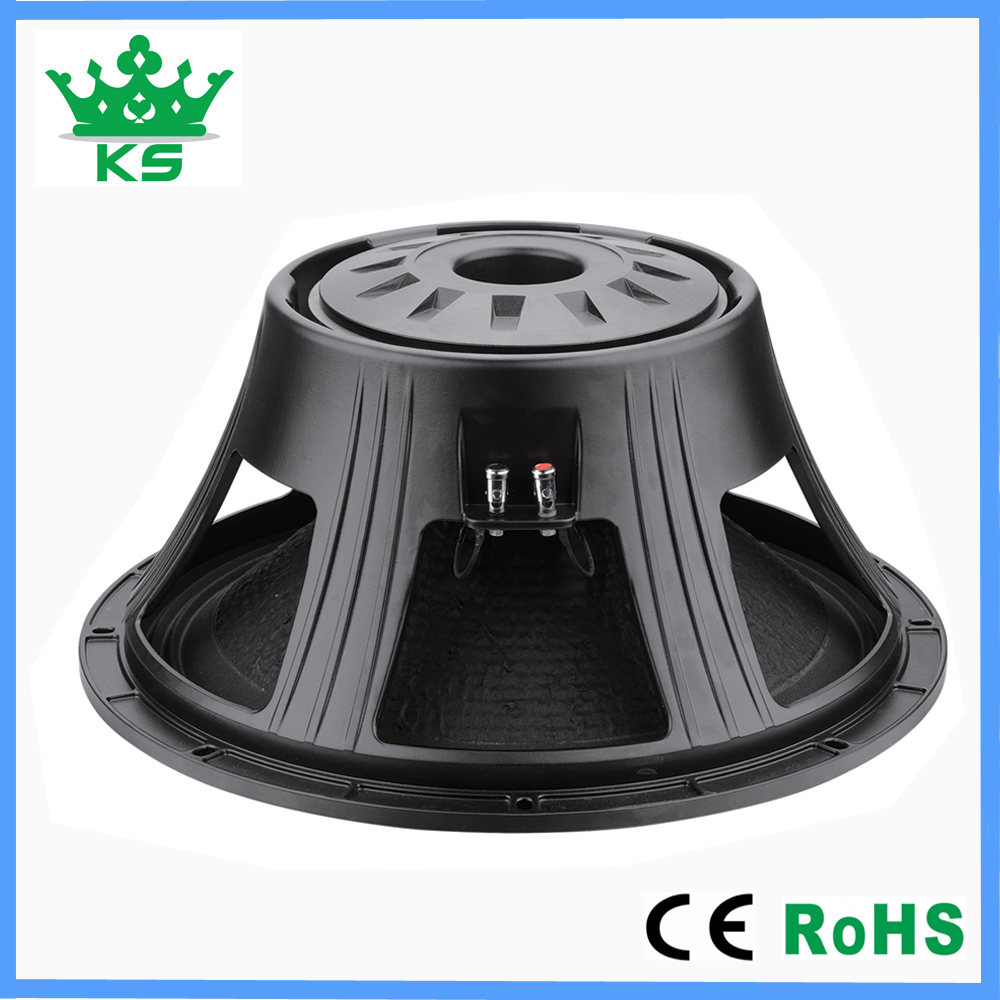 "10 years experience OEM 15"" 800W RMS Powered speakers subwoofer"