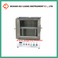 Vehicle Interior Material Horizontal Flame Test Chamber