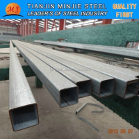 steel hollow section dimensions & wall thickness of construction steel sold to myanmar