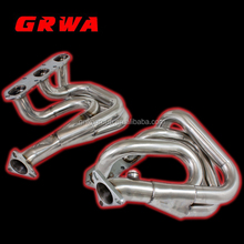 High Quality Racing Sport Manifold Exhaust Header For Porsche 94-04 986 Boxster Base/S 02 03