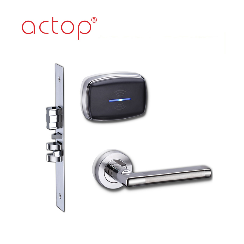 Factory Intelligent Hotel Style Door lock for Hotel