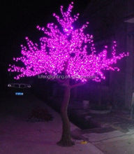 HOT Sale artificial outdoor led christmas decorating tree light 3m
