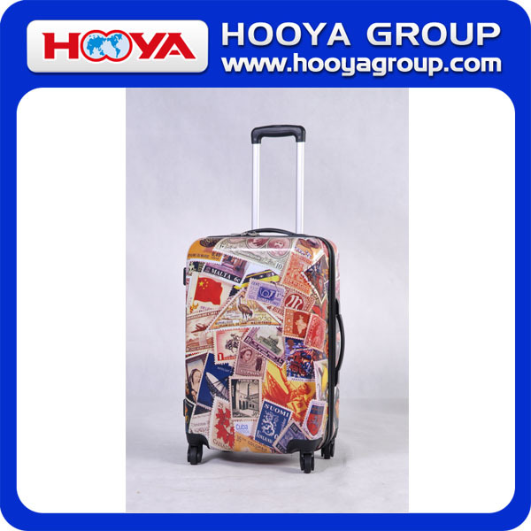 Colorfel Pattern Printing Luggage Travel Luggage