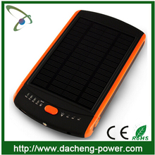 23000mAh Power Bank External solar charger 5v 2a for Smartphone / iPad / Laptop Portable