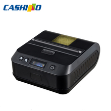 PTP-III OLED screen Android/IOS 80mm receipt bluetooth thermal printer with free android sdk