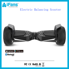 safe battery smart self balance electric scooter dual-wheel with hand bag hoverboard