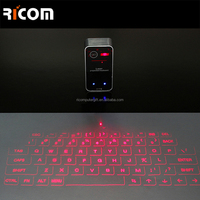 Bluetooth Infrared Virtual Laser Keyboard,Virtual Laser Light Projected Keyboard,Magic Laser Keyboard--VK--003--Shenzhen Ricom
