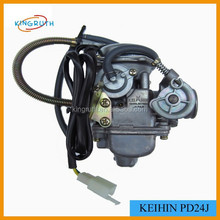 high performance GY6 150CC 24MM PD24J Keihin carburetor for sale
