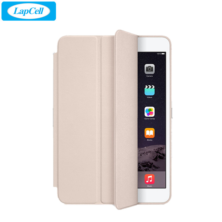 Shockproof Rugged Pu Flip Foldable Leather Tablet Case Cover For Ipad Mini 2 3 4, Auto Sleep Wake Folio Stand Cover