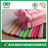 Colored thin tissue paper,17g colorful paper
