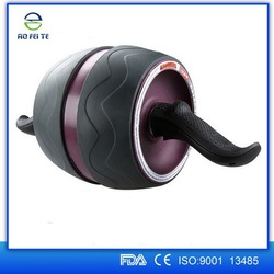 2015 New Products Fitness Fashion Exercise Wheel AB Roller Wheel