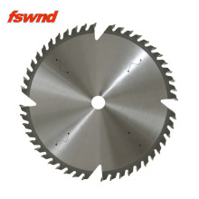 Combination TCT Circular Saw Blade for wood Cross and Rip Cutting woodworking sawblade