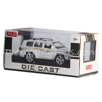 High Speed Scale Diecast Model Car 1:24